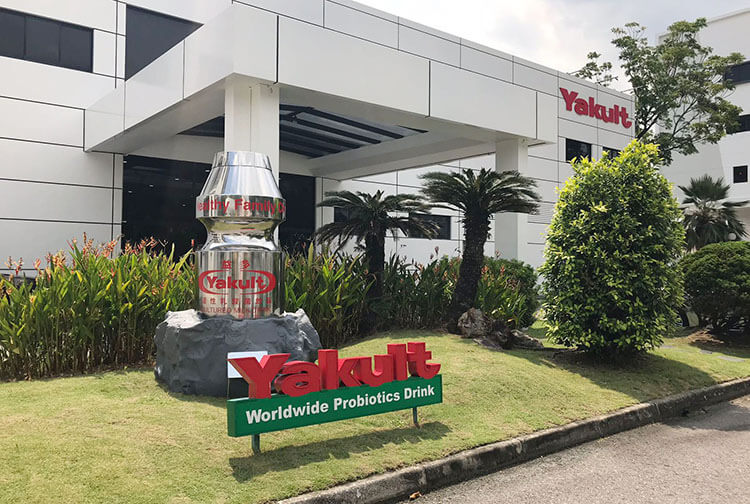Yakult Factory Singapore
