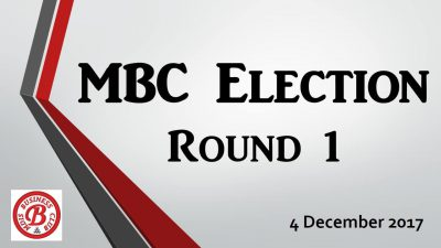 MBC Election