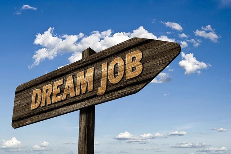 Dream Job tips