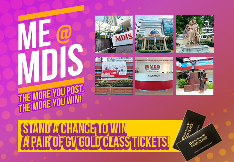 MDIS Instagram Contest