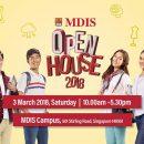 MDIS Open House 2018
