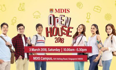 MDIS Open House 2018