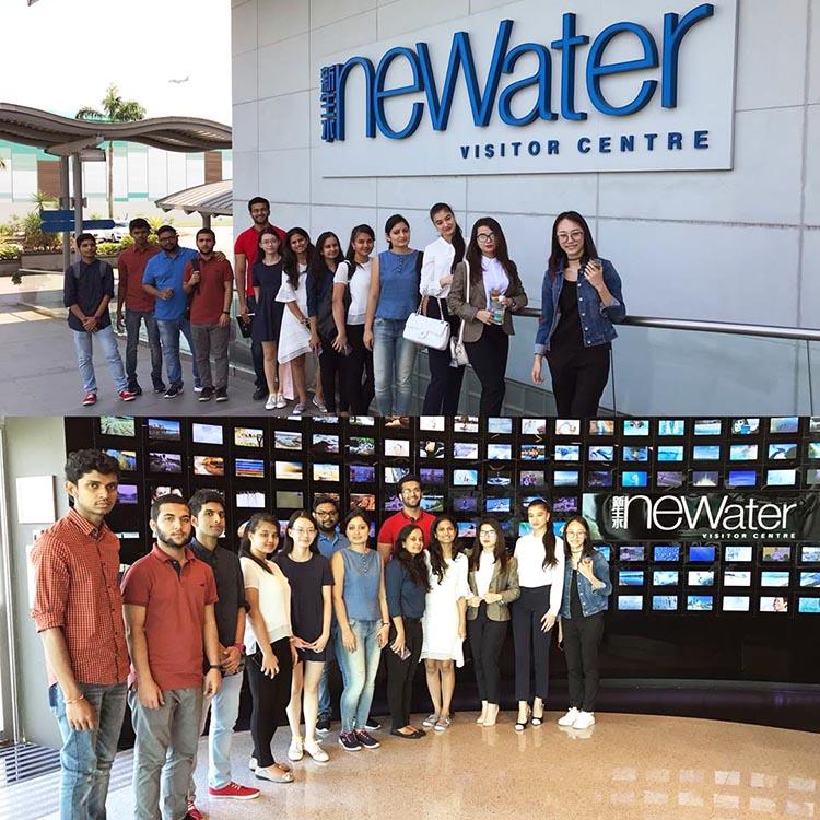 MDIS NEWater Visit