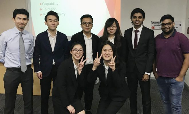 MDIS Business Club Election