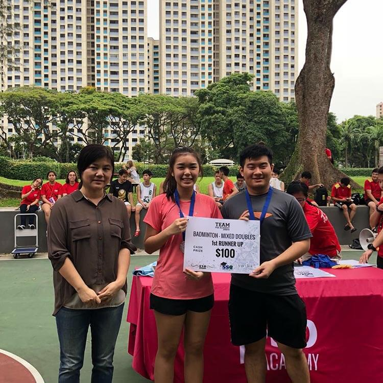 MDIS Badminton Club