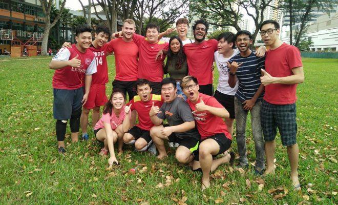 MDIS Sport club
