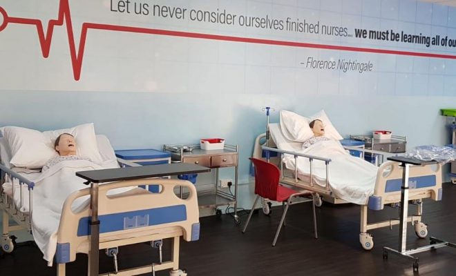MDIS Nursing Lab