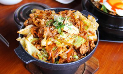 Korean food mdis