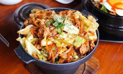 Korean food mdis