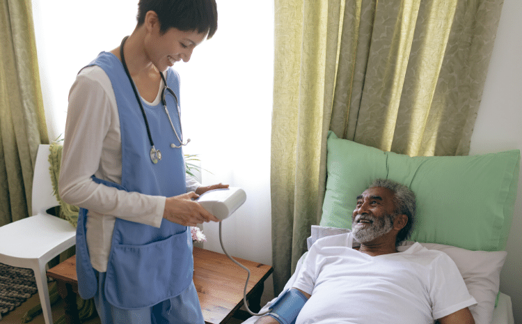 Top Jobs in Singapore: Aged Care Worker