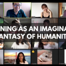 Learning as an Imaginative Fantasy of Humanity