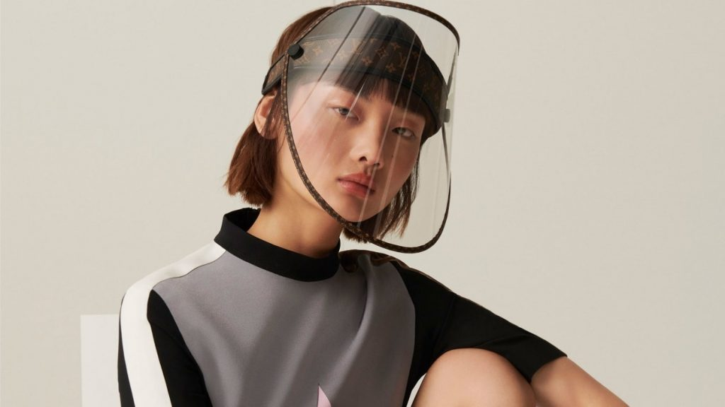 Louis Vuitton is releasing a face shield that will cost you nearly $1,000.
