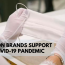 Fashion Brands support the COVID-19 Pandemic