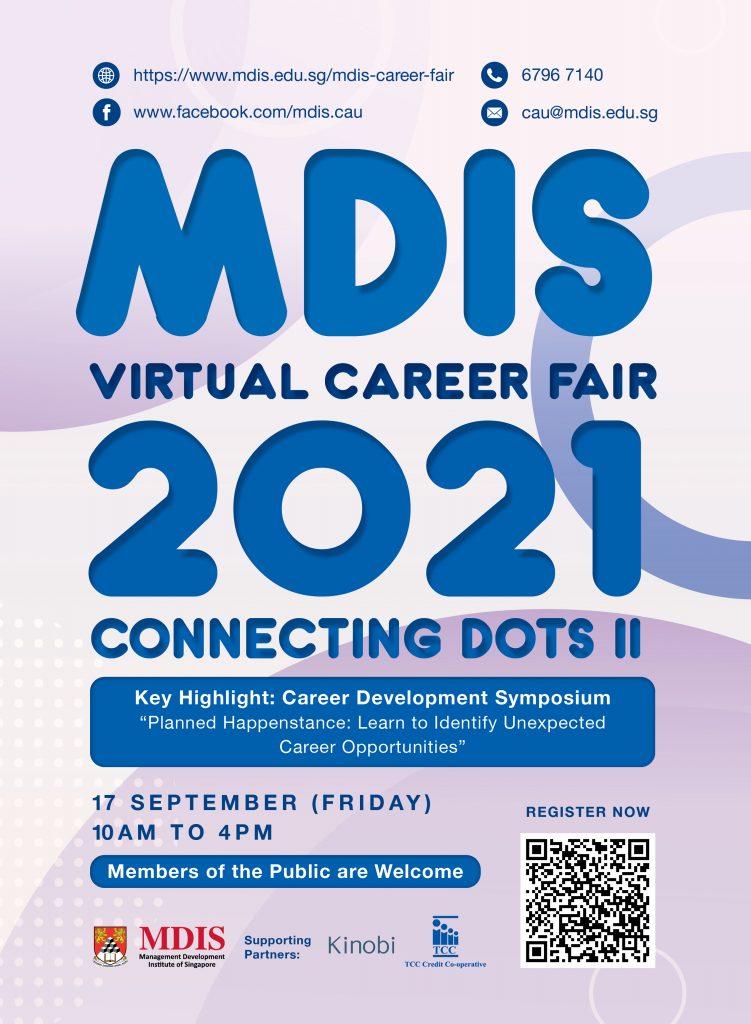 MDIS Career Fair 2021