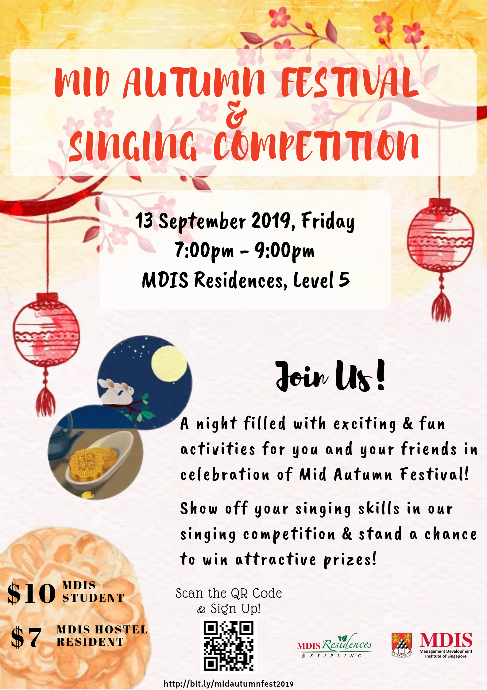 Mid Autumn Festival & Singing Competition