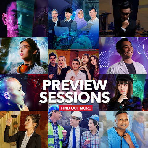 Preview Sessions